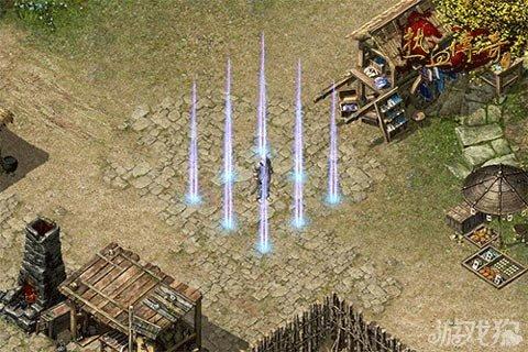 《热血传奇》是由盛大游戏传奇工作室以同名端游为基础